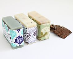 Any 3 Bars Natural Soap / You Pick 3 Soaps / Gift Ideas For Her / bath and beauty body