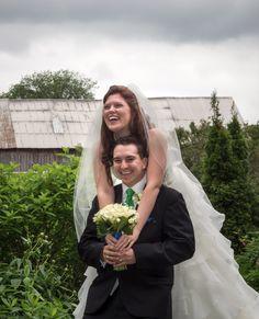 #allure #real #brides Allure Bridals Style: 8856 - Wedding Photography: Brian Sullivan Photography