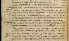 Annotations de Florus de Lyon, fol. 16v -(Bibliothèque de Genève)- 24) CHARLES DE PROVENCE: .. et l'un des savants professeurs de théologie de cette école florissante au IX°s. L'abbé Lebeuf suppose qu'il est un maître ou disciple du DIACRE FLORUS. A la mort de Charles le 25 janvier 863, probablement à Lyon, son royaume est ébranlé par des troubles, et LOTHAIRE II, contrairement à l'accord de 859, ne peut imposer son autorité sur la totalité du royaume de Charles.