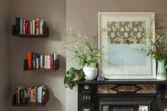 Ellie Horwell Roche for Design*Sponge - love those shelves!