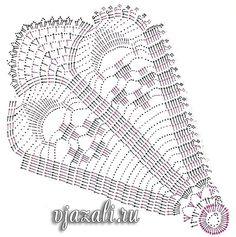Schemi gratis da realizzare a Filet Punto Croce Maglia Uncinetto e Ricamo Haubendiagramm Haubendiagramm Crochet Doily Diagram, Crochet Doily Patterns, Crochet Chart, Thread Crochet, Filet Crochet, Crochet Doilies, Crochet Stitches, Lampe Crochet, Crochet Tablecloth