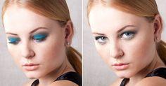 Sombras azuis dominam as passarelas; veja como produzir um visual moderno com a cor - Beleza - UOL Mulher