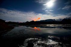 The volcanic eruption on fimmvorduhals Iceland by Gunnar Gestur  on 500px