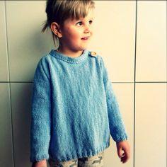 Zoja's wearing new QueenZoja sweater, handmade of cotton/wool yarn :) #knit #knitting #knitted #handmade #soft #sweater #jumper #forkids #fashion #kidsfashion #design #madeinpoland #sweter #sweterek #nadrutach #dzieci #dzieciaki #queenzoja