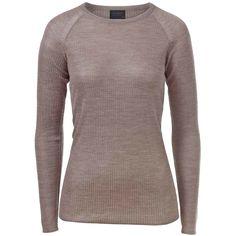 Tynn ullgenser i myk merinoull og bærekraftig Tencel®! Men Sweater, Beige, Sweaters, Fashion, Moda, La Mode, Sweater, Men's Knits