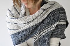 Ravelry: Stripe Study Shawl...GORGEOUS Colors