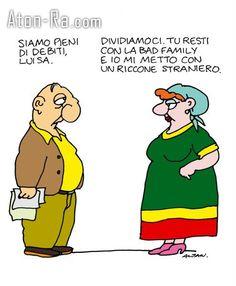 Vignette di Altan 1