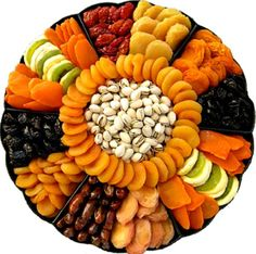 Dried Fruit Trays - TX, CA, OR, WA, TN, PA, IL, NY, MA, CT, FL. http://nuttrays.com/dried-fruit-trays.htm