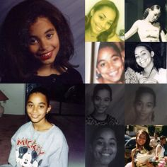Still kept that same face. lauren london
