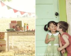 Dick & Jane Themed Birthday Party - Kara's Party Ideas - The Place for All Things Party