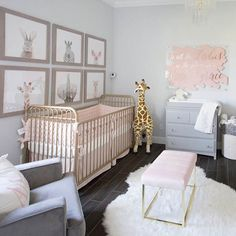 1682 best baby girl nursery ideas images on pinterest