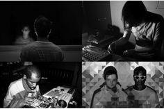 Jacques Greene, Machine Drum, Africa Hi-Tech, Dibiase. April. OAF. Sydney.