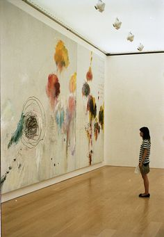 cy* twombly *