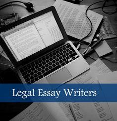 Legal Essay Writers