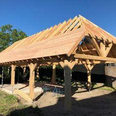 Gazebo, Pergola, Tent, Shed, Barn, Farmhouse, Cottage, Construction, Exterior