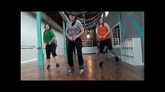 Cricket on a Line Colt Ford Country Dance Fitness Routine