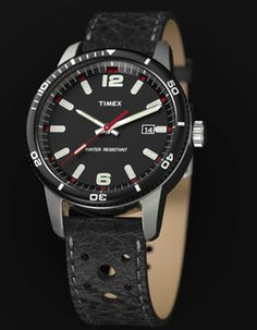 Timex Originals Dive Watch:   I've always been a huge fan of Timex watches, especially models from the 60s and 70s.  This one is pretty cool, too.