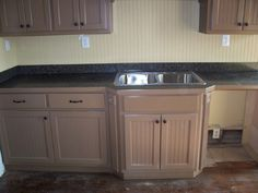 Mission+Style+Kitchen+Cabinets | Tags: Bead Board , Beadboard , Kitchen Cabinets , Paint Grade