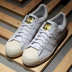pretty nice 54fa7 d76eb New Arrivals - The all white adidas Originals Superstar are now available  in store   online later today