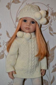 Сарочки-Рыжульки 2008 года от Gotz / Куклы Gotz - коллекционные и игровые Готц / Бэйбики. Куклы фото. Одежда для кукол