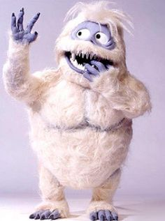 "Abominable Snowman ""Rudolph The Red Nose Reindeer"""