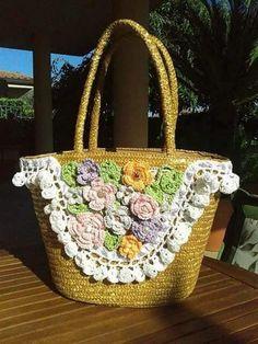 Crochet Butterfly, Black Dress Pants, Holiday Tree, Work Casual, Stretch Fabric, Straw Bag, Snug, Purses, Instagram Posts