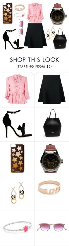 """Ruffled"" by camry-brynn ❤ liked on Polyvore featuring Alexander McQueen, STELLA McCARTNEY, Isa Tapia, Marni, Iphoria, John Isaac, Alexander Wang, Kismet by Milka, Marc Jacobs and Garrett Leight"