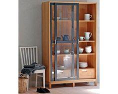 30 Super Ideas for oak wood kitchen cabinets interiors Metal Furniture, Furniture Decor, Furniture Design, Furniture Plans, Interior Modern, Interior Architecture, Interior Design, Kitchen Interior, Interaction Design