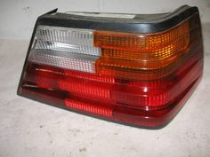 Tail Light Lens Right W124 Mercedes 1248201664
