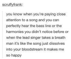 Oh the accuracy