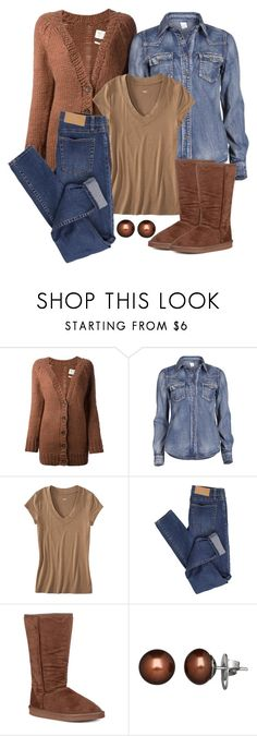 """""""Untitled #1293"""" by gallant81 ❤ liked on Polyvore featuring M.i.h Jeans, Vila Milano, Mossimo, Cheap Monday, Journee Collection and Honora"""
