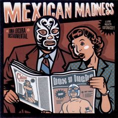 Dr. Alderete 2002 Mexican Madness [Isotonic CD-001] #albumcover