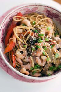 Shrimp and noodles scream 'Kung Hei Fat Choi!' - York Dispatch