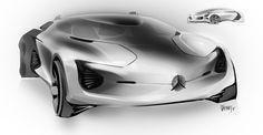 Sahm Jafari Design: Mercedes Ex Machina?