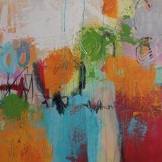 Abstrakte Kunst von Iris Rickart - Unikatbild 265