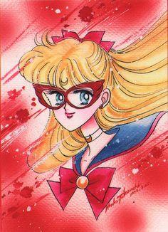 Sailor Moon, Sailor Venus