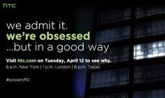 HTC 10 flagship set for April 12 debut