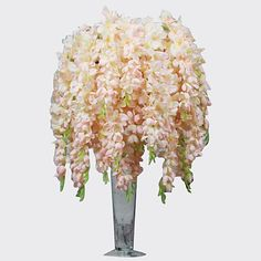 High Quality Chlorophytum Comosum Simulation Flower Artificial Fiower - USD $8.39 ! HOT Product! A hot product at an incredible low price is now on sale! Come check it out along with other items like this. Get great discounts, earn Rewards and much more each time you shop with us!