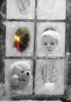 noel image - Page 36 Christmas Scenes, Merry Little Christmas, Country Christmas, All Things Christmas, Winter Christmas, Christmas Home, Vintage Christmas, Christmas Cards, Christmas 2019