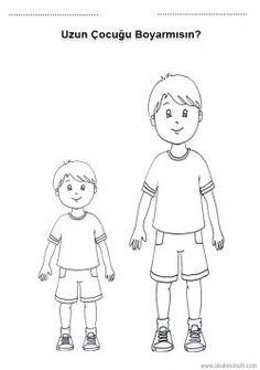 13 En Iyi Uzun Kısa Görüntüsü Preschool Kindergarten Classroom