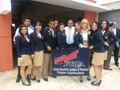 Inauguración Escuela Vocacional Dr. Heriberto Domenech, Isabela