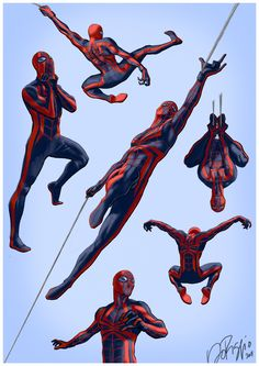 Spider-Man: Webhead 2.0 entry by Ventimiglia on deviantART