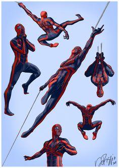Spider-Man: Webhead 2.0 entry by Ventimiglia on deviantART