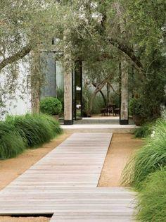 steingarten-anlegen-gartengestaltung-kies-splitt-modern-vorgarten, Hause und Garten