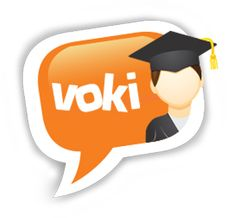 Create talking avatars. Use Vokis to spice up your website or blog.