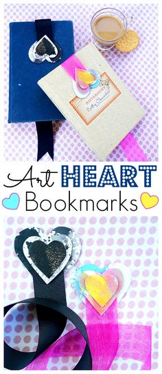 Recycled Heart Bookm
