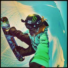 Jamie Anderson #GoPro
