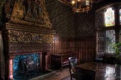 Fireplace - Inside Cardiff Castle