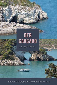 Mit dem Fahrrad kreuz und quer durch Italien – Der Gargano #Radreisen #Italien #outdoor #