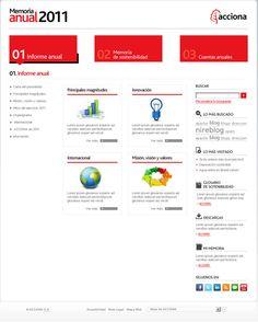 ACCIONA MEMORIA 2012 - ACCIONA